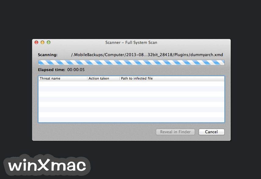 BitDefender Antivirus for Mac Screenshot 2