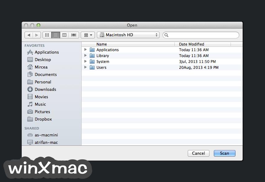BitDefender Antivirus for Mac Screenshot 3