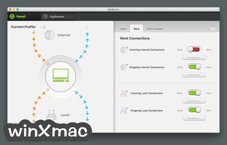Intego Internet Security for Mac Screenshot 3