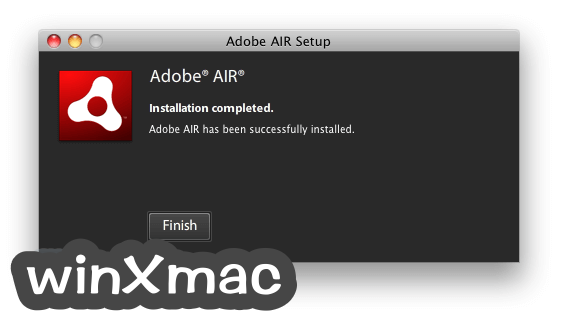 Adobe Air for Mac Screenshot 2