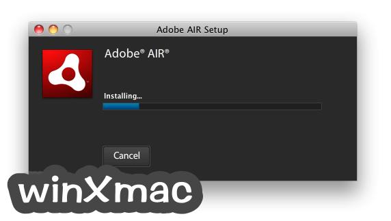 Adobe Air for Mac Screenshot 3