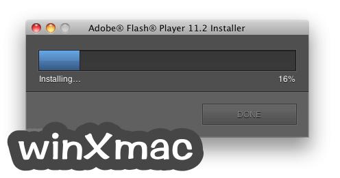 Flash Player for Mac Screenshot 2