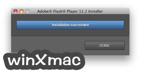 Flash Player for Mac Screenshot 3