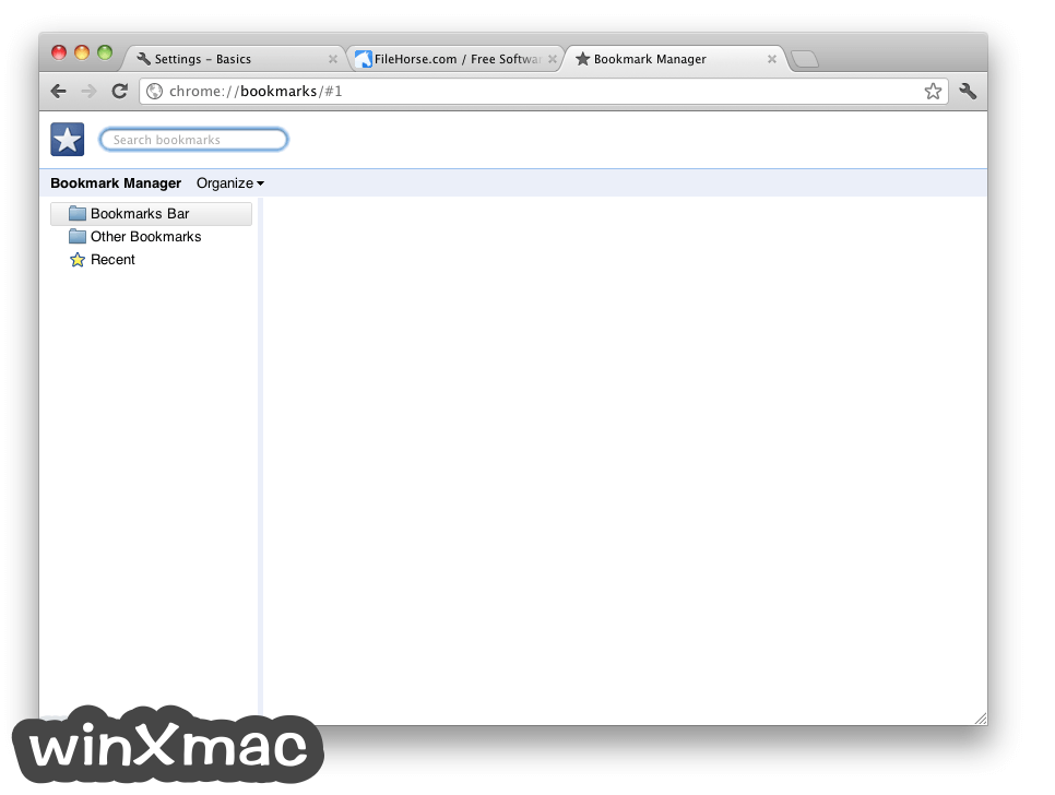 Google Chrome for Mac Screenshot 5