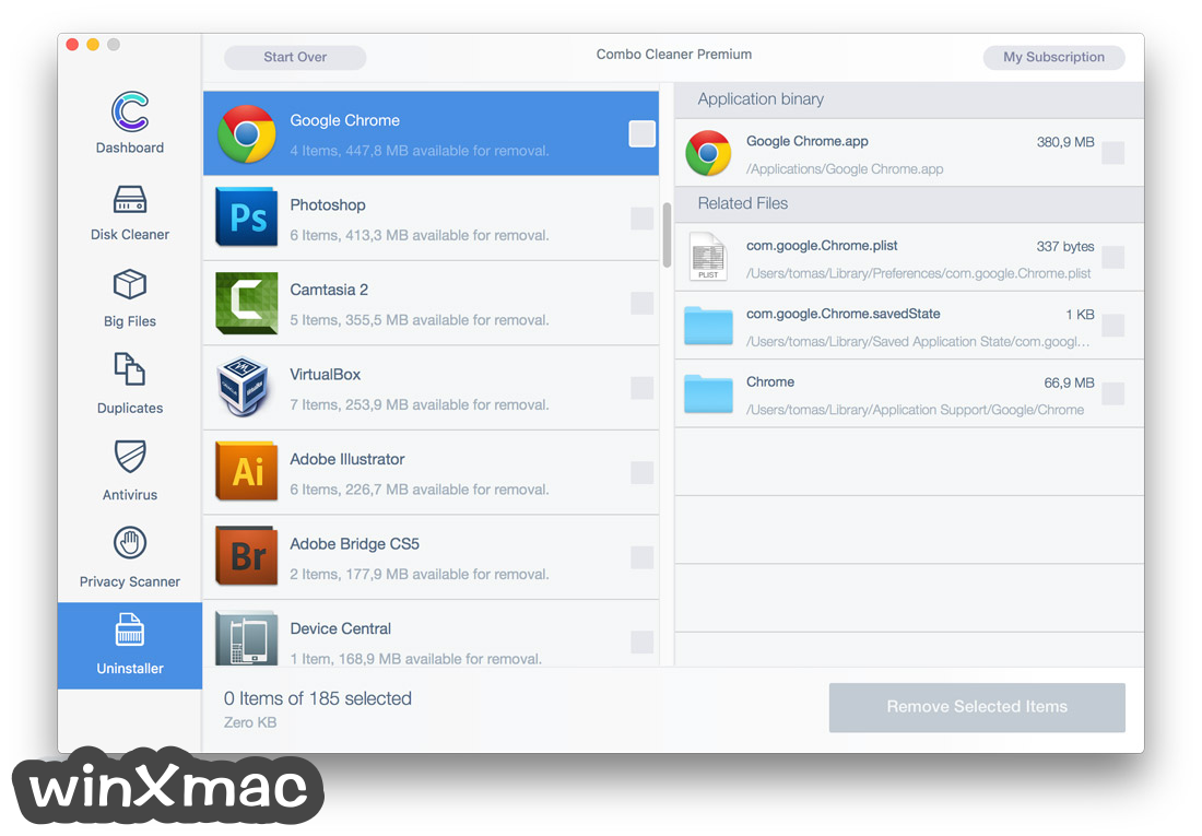 Combo Cleaner for Mac Screenshot 5