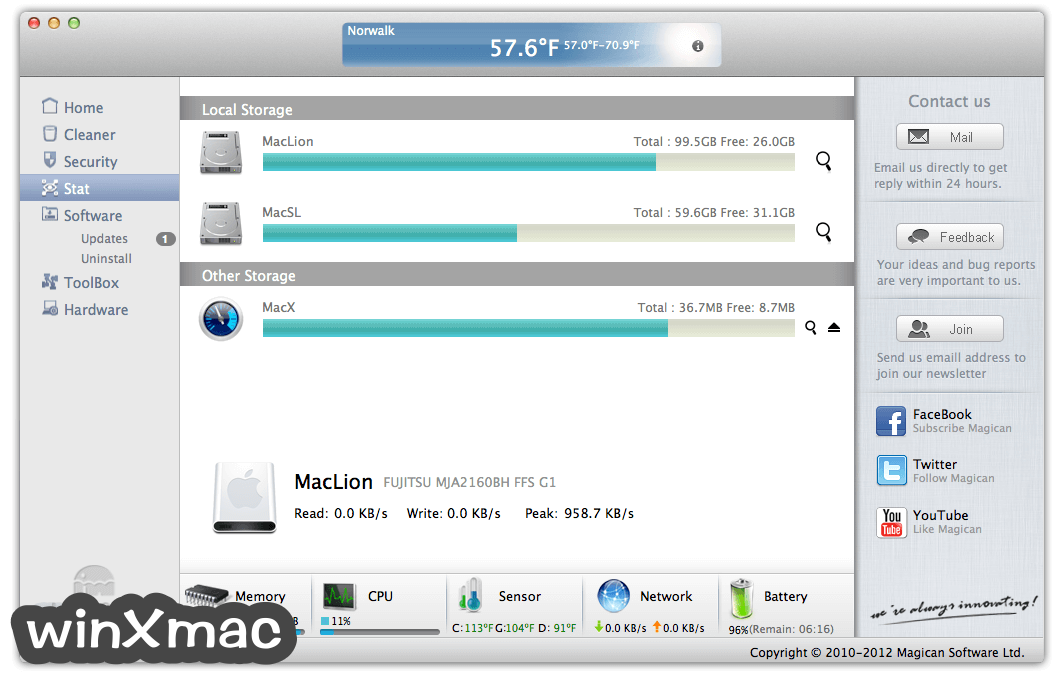 Magican for Mac Screenshot 3