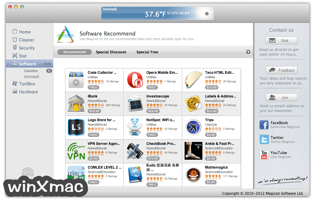 Magican for Mac Screenshot 4