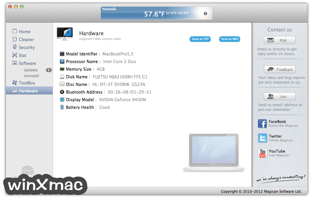 Magican for Mac Screenshot 5