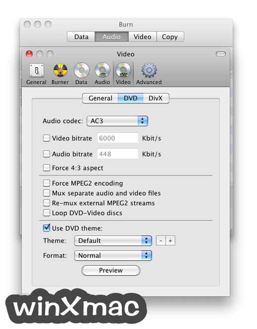 Burn for Mac Screenshot 4