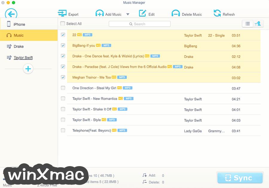 MacX MediaTrans Screenshot 3