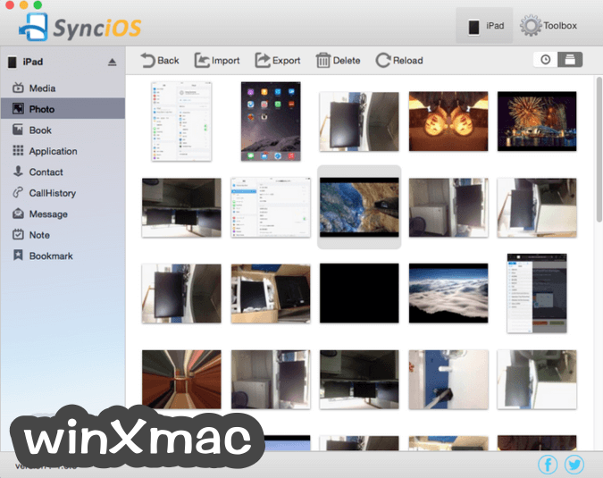 Syncios for Mac Screenshot 5