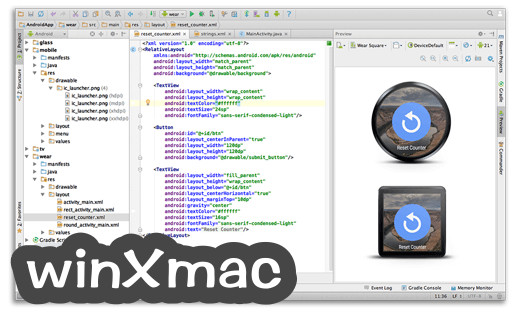 Android Studio for Mac Screenshot 3