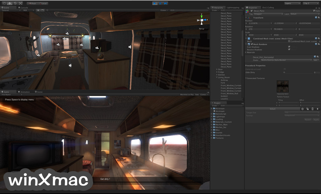 Unity for Mac Screenshot 4