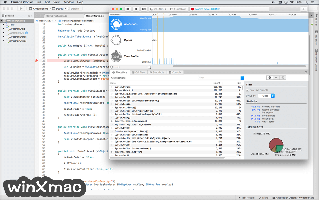 Visual Studio Community for Mac Screenshot 3