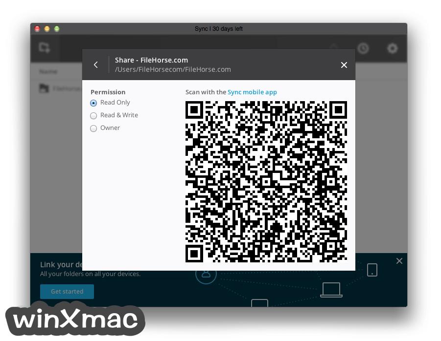 Resilio Sync for Mac Screenshot 3