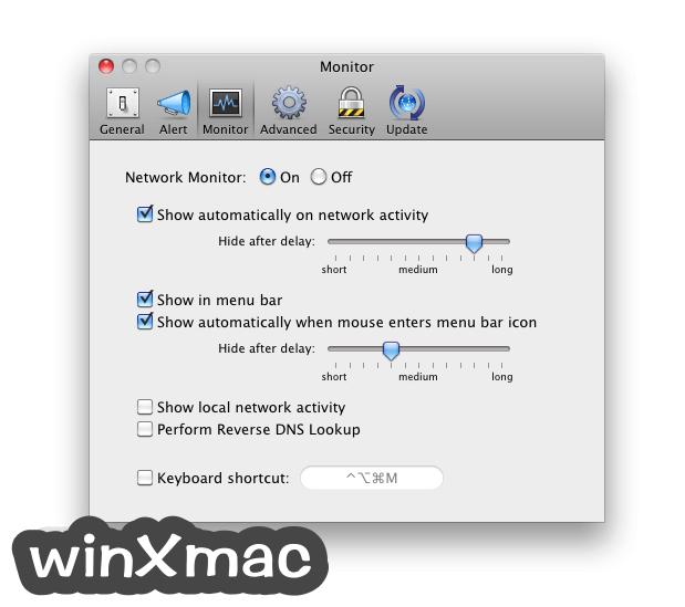 Little Snitch for Mac Screenshot 3