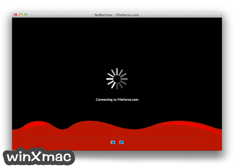 NoMachine for Mac Screenshot 4