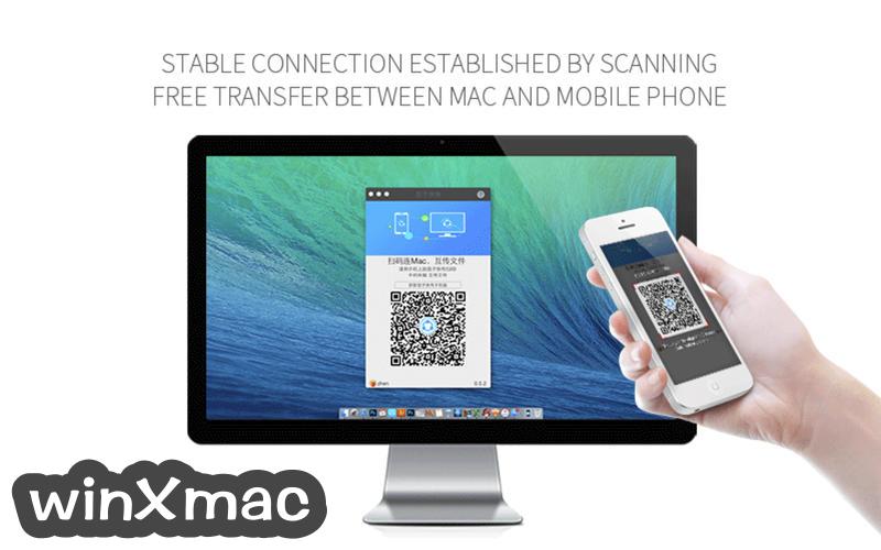 SHAREit for Mac Screenshot 1