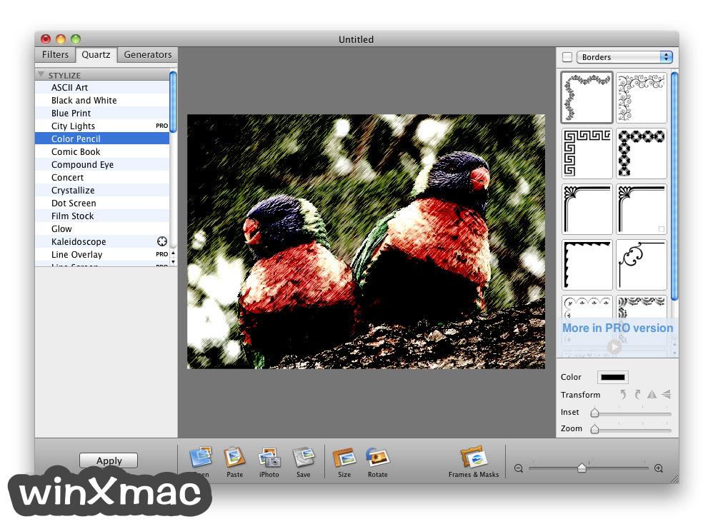 Image Tricks Lite for Mac Screenshot 2