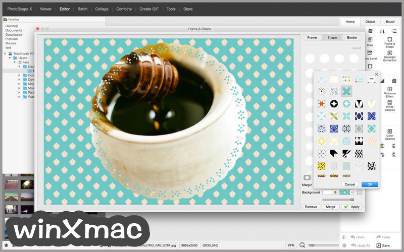 PhotoScape X for Mac Screenshot 3