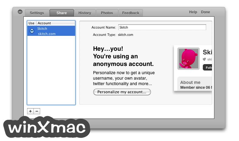 Skitch for Mac Screenshot 4