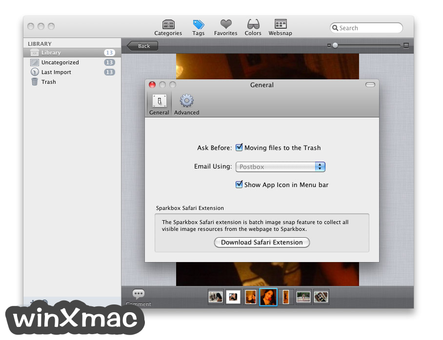 Sparkbox for Mac Screenshot 4