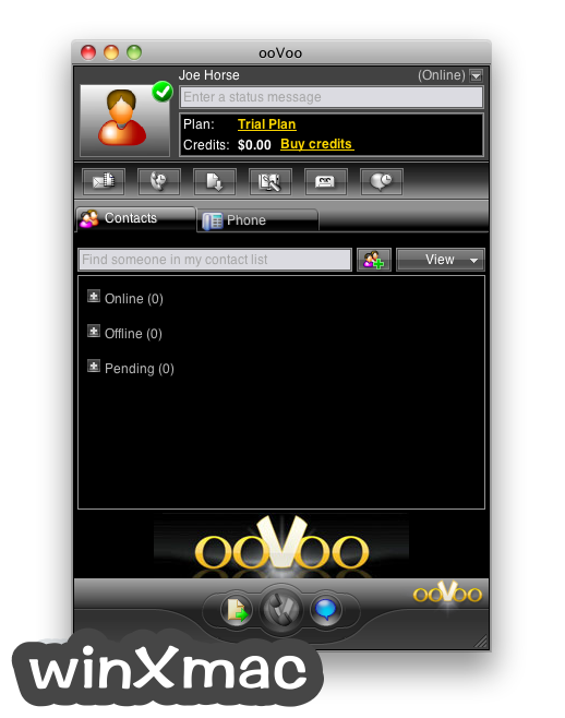 ooVoo for Mac Screenshot 1