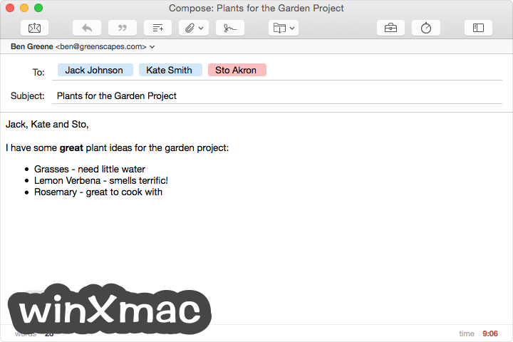 Postbox for Mac Screenshot 5