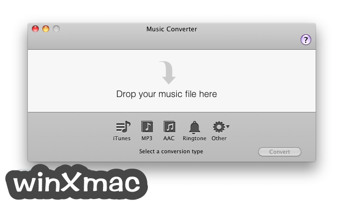 Music Converter for Mac Screenshot 1