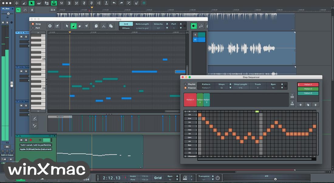 n-Track Studio for Mac Screenshot 1