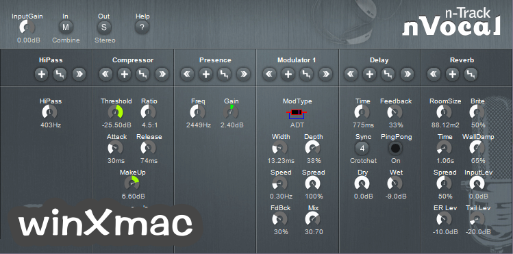 n-Track Studio for Mac Screenshot 5
