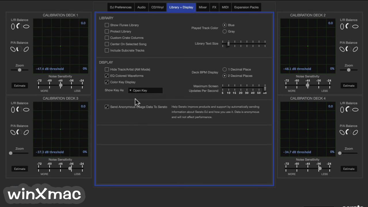 Serato DJ for Mac Screenshot 2