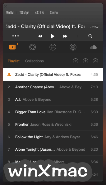 VOX Player for Mac Screenshot 4