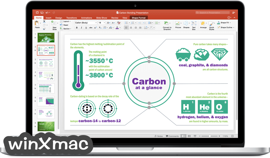 Microsoft Office for Mac Screenshot 3