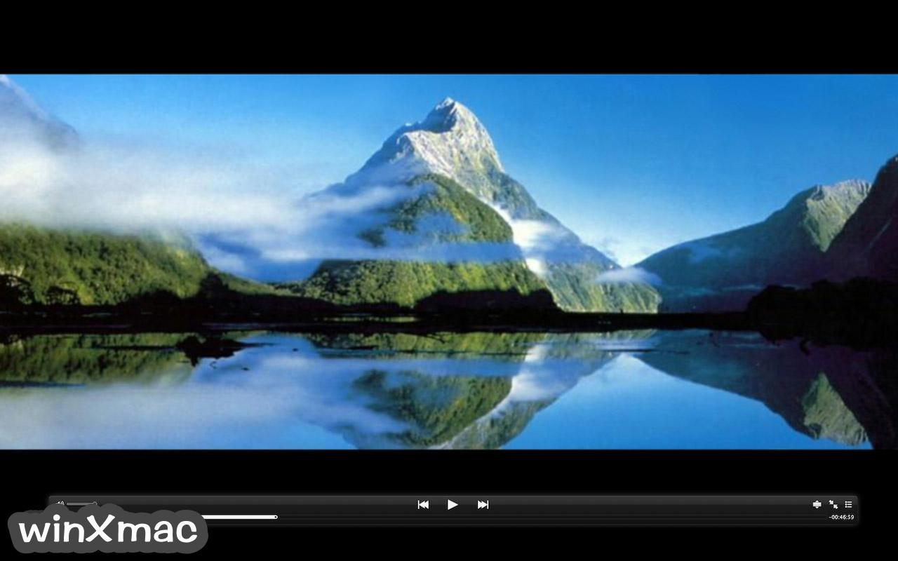 MPlayerX for Mac Screenshot 1