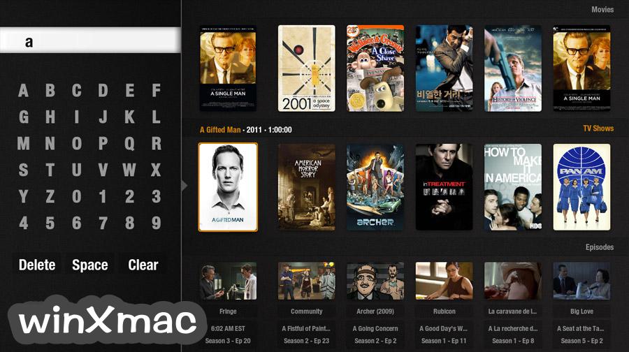Plex Home Theater for Mac (32-bit) Screenshot 2