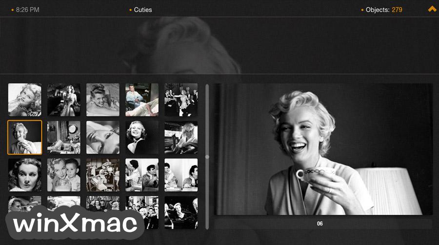 Plex Home Theater for Mac (32-bit) Screenshot 4