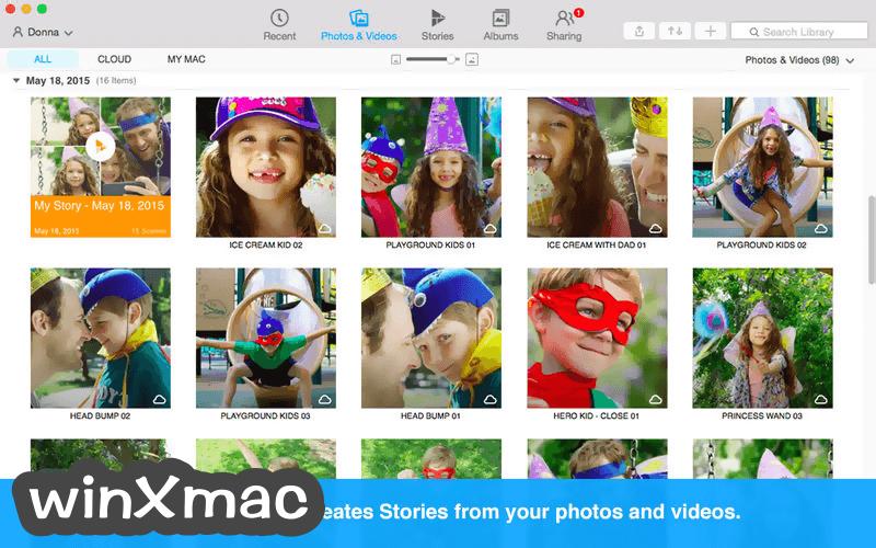 RealPlayer for Mac Screenshot 1