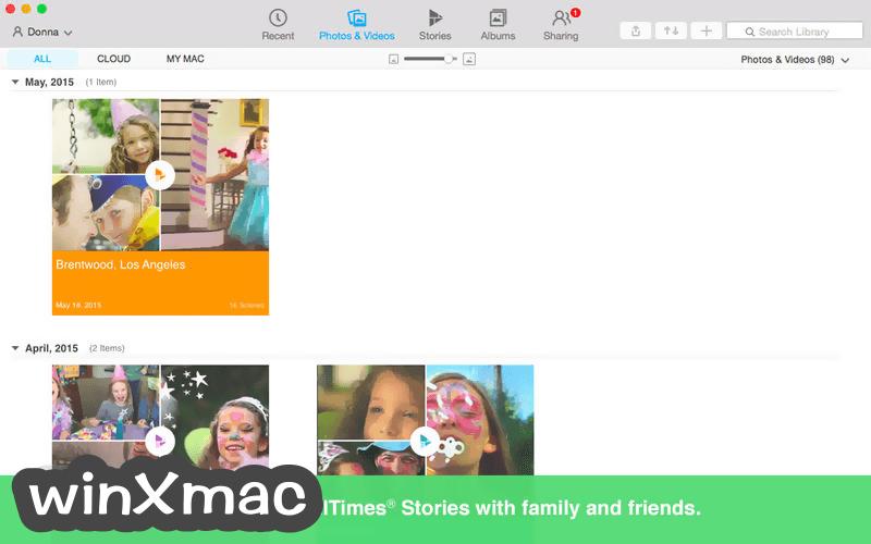 RealPlayer for Mac Screenshot 3