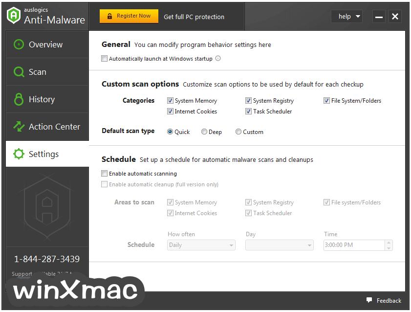 Auslogics Anti-Malware Screenshot 4