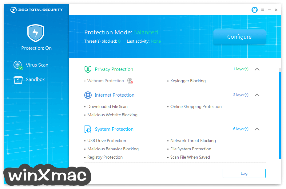 360 Total Security Essential Screenshot 2