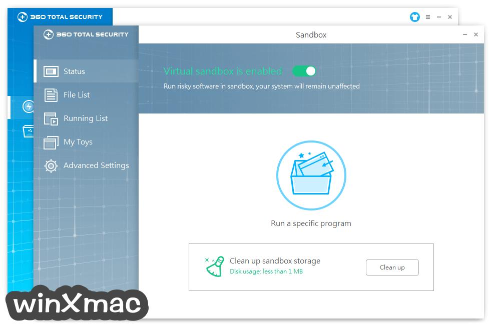 360 Total Security Essential Screenshot 4