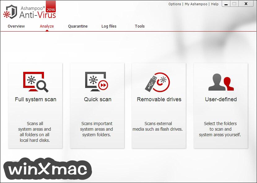 Ashampoo Anti-Virus Screenshot 2