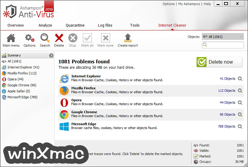 Ashampoo Anti-Virus Screenshot 3