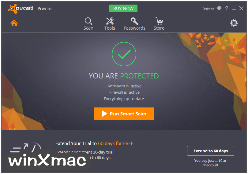 Avast Premier Screenshot 1