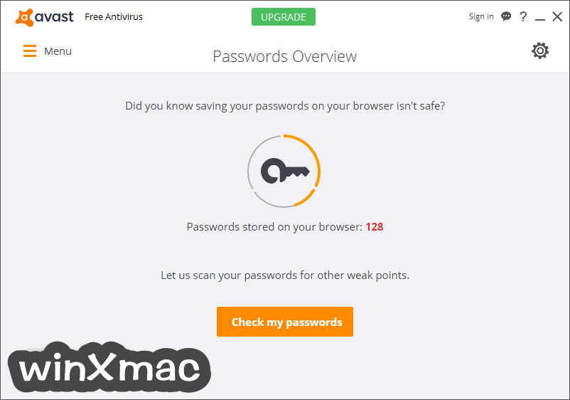 Avast Free Antivirus Screenshot 3