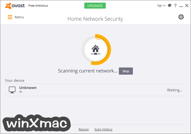 Avast Free Antivirus Screenshot 4