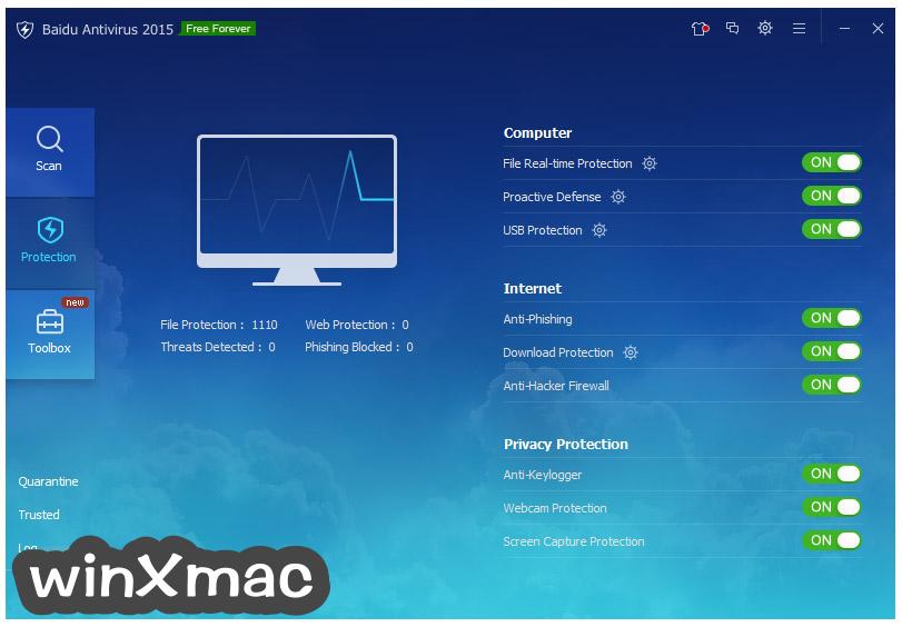 Baidu Antivirus Screenshot 3