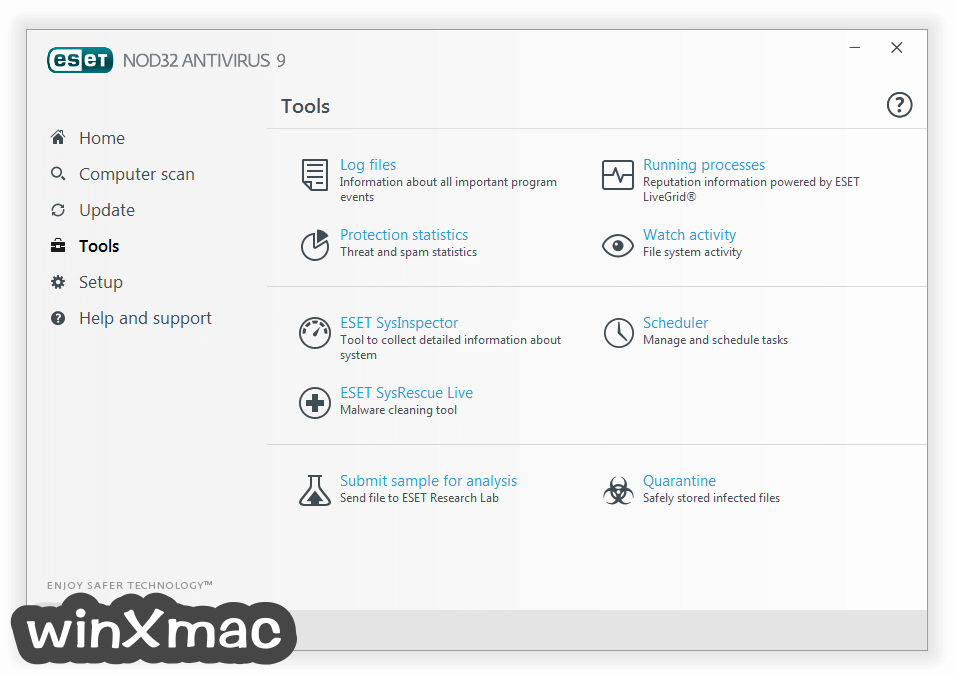 ESET NOD32 Antivirus (64-bit) Screenshot 3