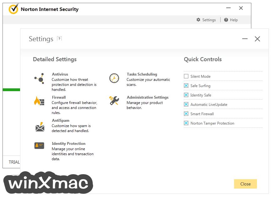 Norton Security Screenshot 5